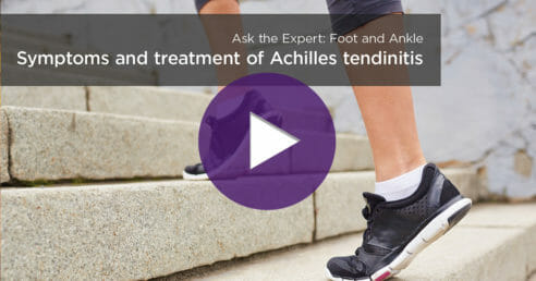 achilles tendinitis treatments